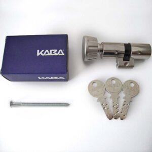 KABA 8 original Schlüssel-Set Drehknopfzylinder 3 Schlüssel Fischer Fäh GmbH DORMAKABA