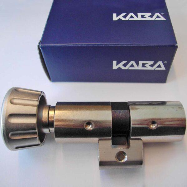 KABA original Drehknopfzylinder ohne Schlüssel Fischer Fäh GmbH DORMAKABA