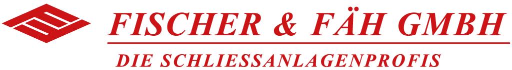 Logo FISCHER & FÄH GMBH Die Schliessanlagenprofis